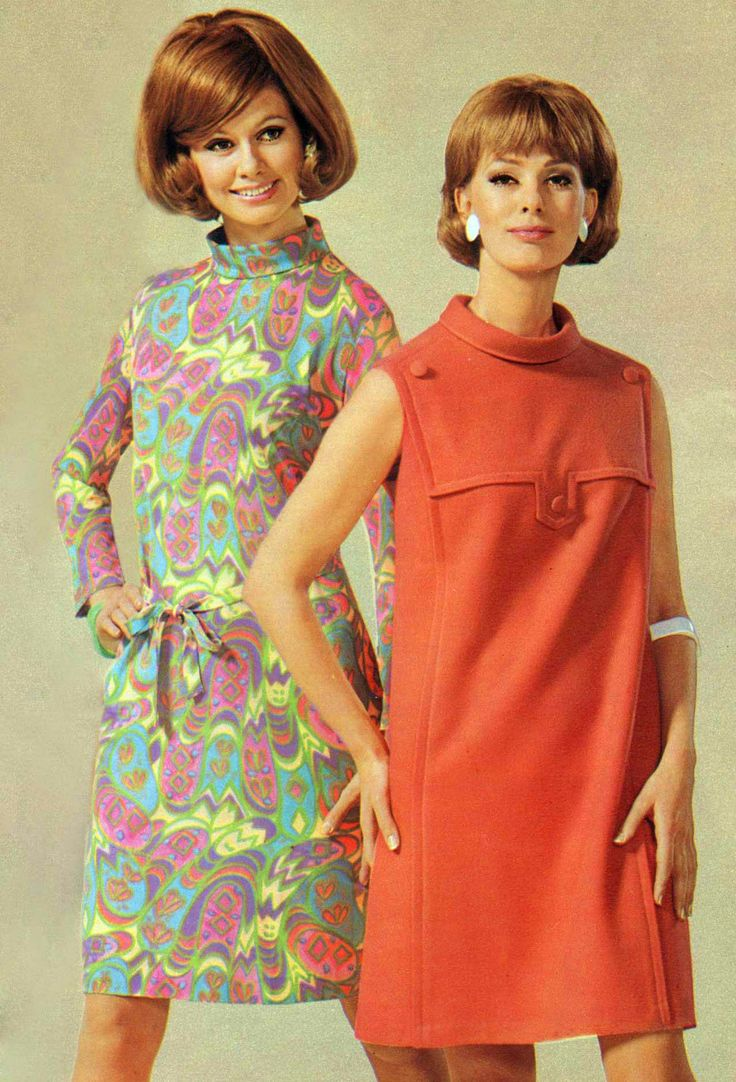 Fashion trends in 1968 84