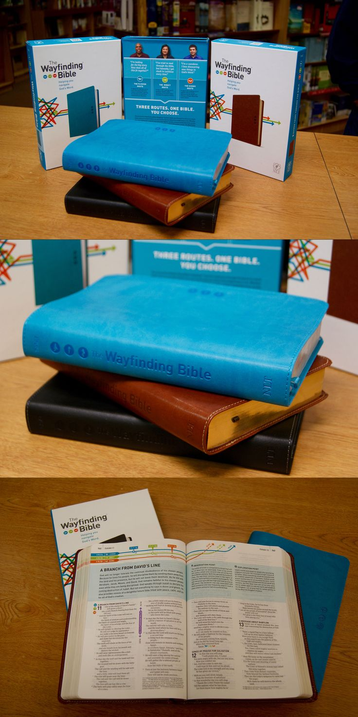 Bibles At Cost - The Wayfinding Bible - Adult Study Bibles ...