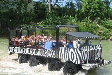 Jeep Safari Adventure Tour from Montego Bay
