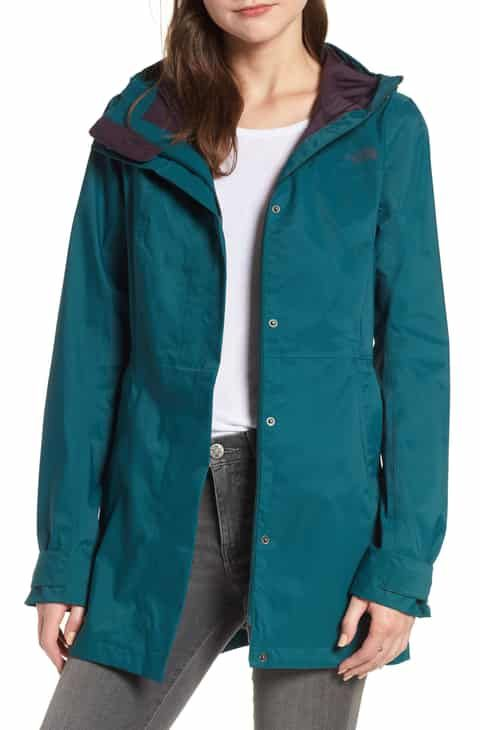 98763e071425 The North Face City Midi Trench Coat Top Reviews