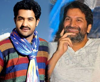 NTR, Trivikram Film on Cards