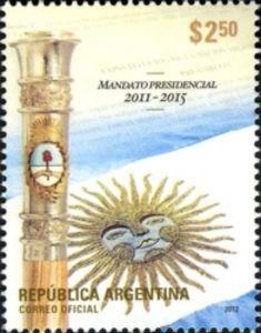 Second Mandate of Ms Cristina Fernandez Kirchner