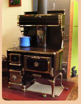 76 Best Antique Stoves Images On Pinterest Antique Stove