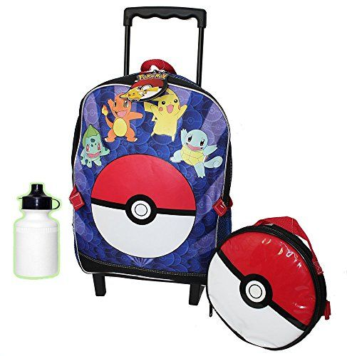 42 best images about Kids Rolling Backpack on Pinterest | Pikachu ...