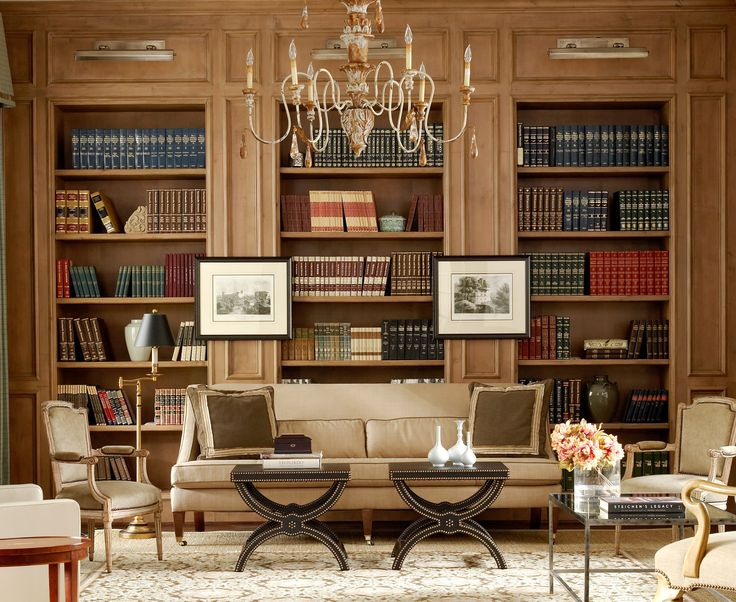 131 best Libraries images on Pinterest | Home, Living spaces and ...