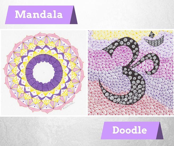 Mandala o doodle?