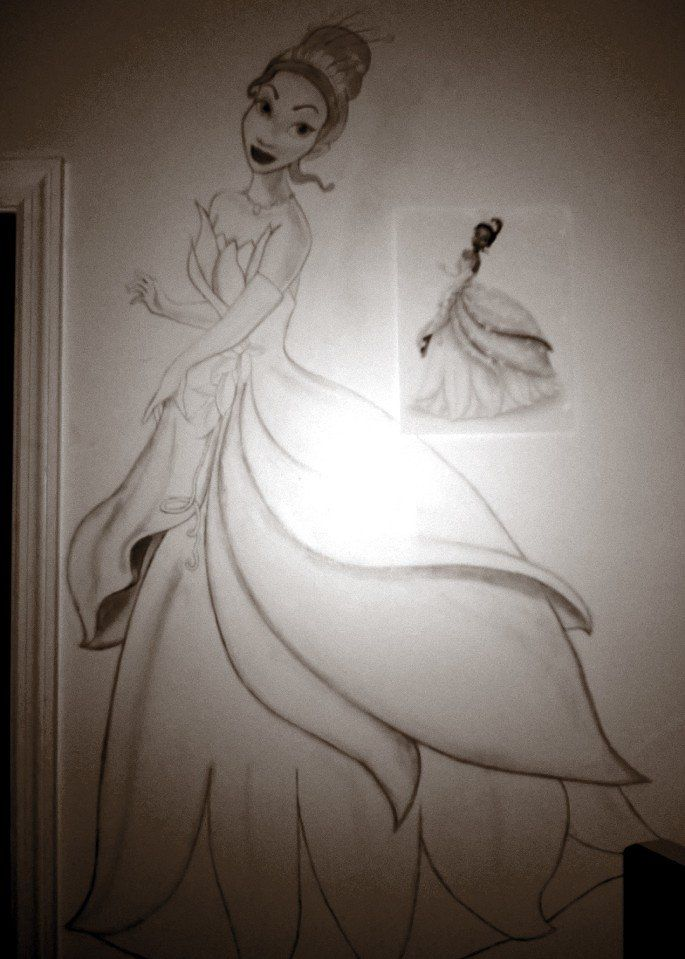 Adding First Drawings Then Will Paint Over All Disney Cool On Bedroom Walls