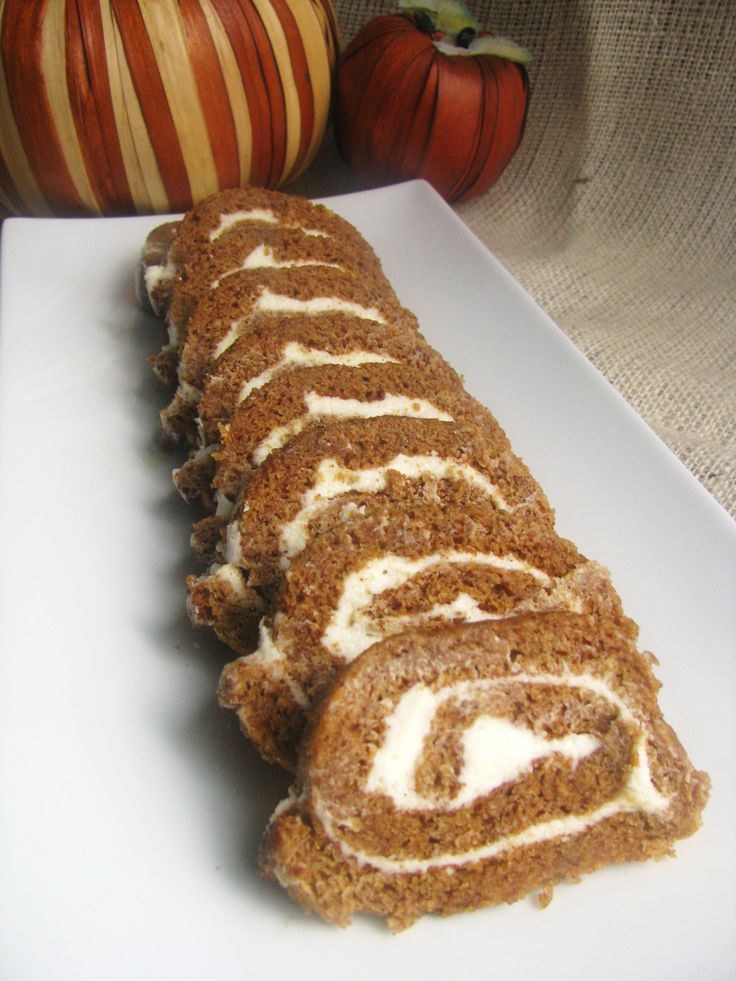 Thanksgiving Desserts - Pumpkin Roll  #thanksgiving #food #foods #pie #pies #cake #cakes #holiday #holidays #dinner #snacks #dessert #desserts #turkey #turkeys #comfortfood #yum #diy #party #great #partyideas #family #familytime #gmichaelsalon #indianapolis #fun #pumpkin_roll #unique #recipes www.gmichaelsalon.com