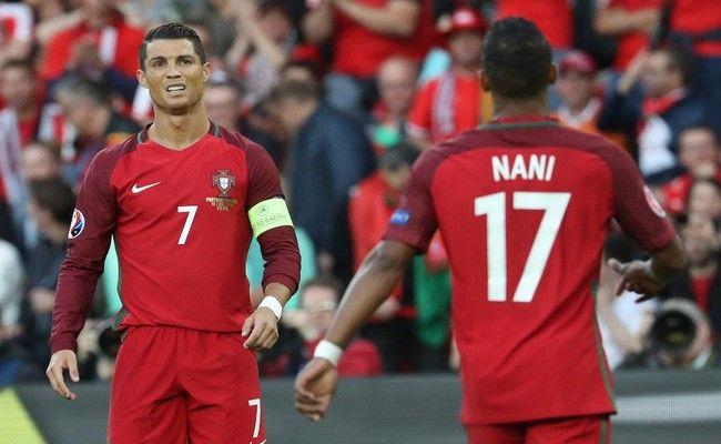 Cristiano Ronaldo personifica la mala situación de Portugal