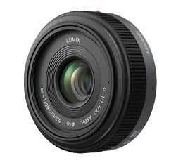 Still the best lens, gotta have this if you own the GF1 or GX1: The Panasonic Lumix G 20mm f1.7 Pancake Lens (Micro Four Thirds Mount)