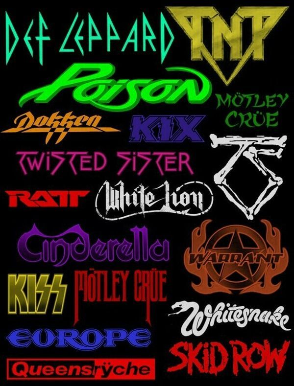 Some excellent rock bands right here!
