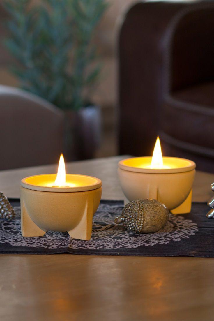 Schmelzfeuer Indoor CeraNatur®   #DenkKeramik #Keramik #Ceramic #Pottery #Schmelzfeuer #WaxBurner #Vinnaljus #Indoor #CeraNatur #Design #Kerzen #Kerze #candles #Fackel #Fackeln #Feuer #Terrasse #balkon #deko #dekoration #balcony