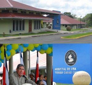 President #oscararias dedicating Hospital de Osa in 2007. #affordablehealthcare #costarica