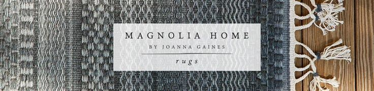 Magnolia Home By Joanna Gaines Mikey Rug in Denim