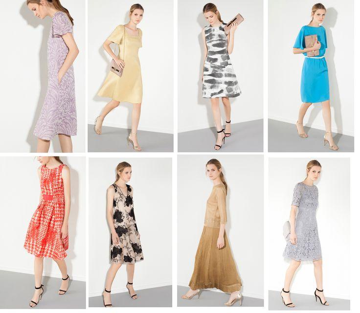 Algunos Vestidos cóctel - Purificacion García 2015 que me encantan: http://www.esta-de-moda.es/moda-tendencias/ropa/nueva-coleccion-purificacion-garcia-2015/