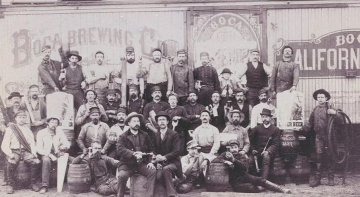 Truckee craft beer industry dates to the 1800s
