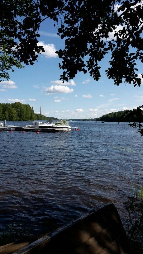 Kymijoki, this river  is essential,  my childhood scenery. I dreamed often about  it.