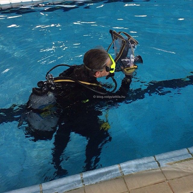 #Scuba #diving #diver #water #underwater #work #werk #photo #fotó #photographer #mik