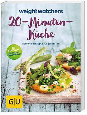 Weight Watchers 20-Minuten-Küche Buch portofrei bei Weltbild.de