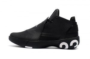 a712c868981e49 Mens Air Jordan Ultra Fly 3 Black White Boys Basketball Shoes Boys  Basketball Shoes