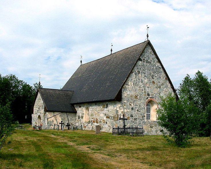 Keminmaa Old Church 2003 07 26 - Keminmaa – Wikipedia