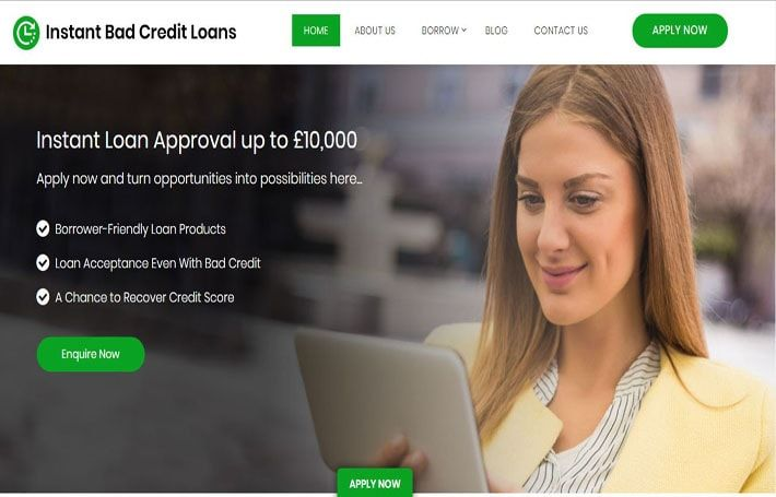 Instant Loan Approval Up To 10 000 Instant Loans No Credit Loans Loans For Bad Credit