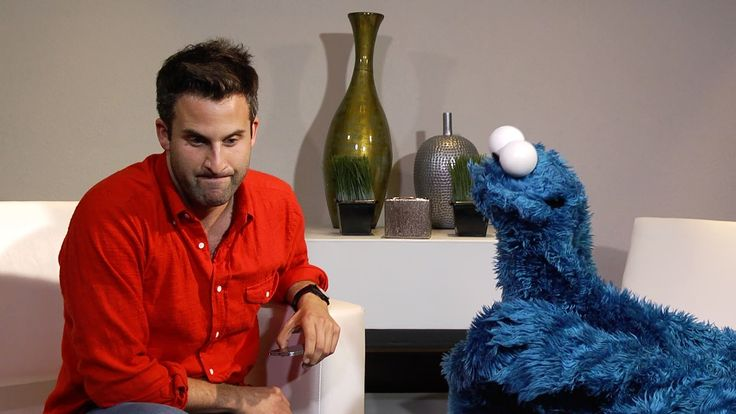Cookie Monster's advice is truly timeless.- Cookie Monster, Life Coach