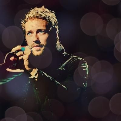 Chris Martin - Coldplay.  My type to the max.  Musically talented.  Humble.  A little dorky, yet totally sexy.