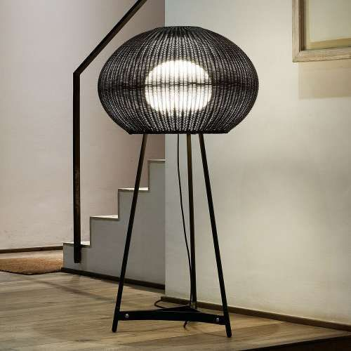 Bover Garota Tripod Outdoor Floor Lamp