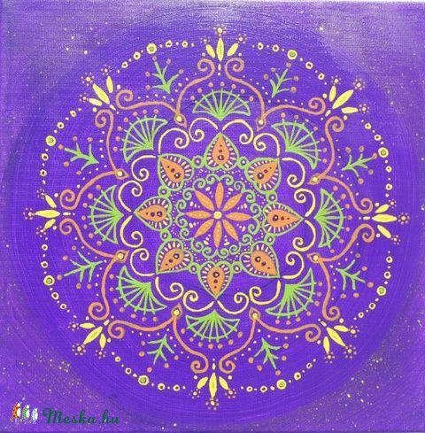 Ízek, imák, szerelmek - Mandala VassKata képzőművésztől