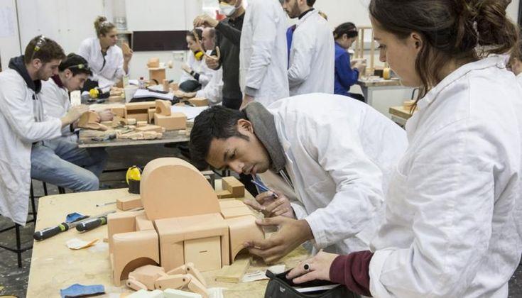 L'École de design Nantes-Atlantique est une des rares à avoir investi le terrain de l'international. Ses étudiants peuvent suivre une partie de leur cursus en Chine, en Inde ou au Brésil. //©Jean-Charles Queffelec/Ecole de Design Nantes Atlantique