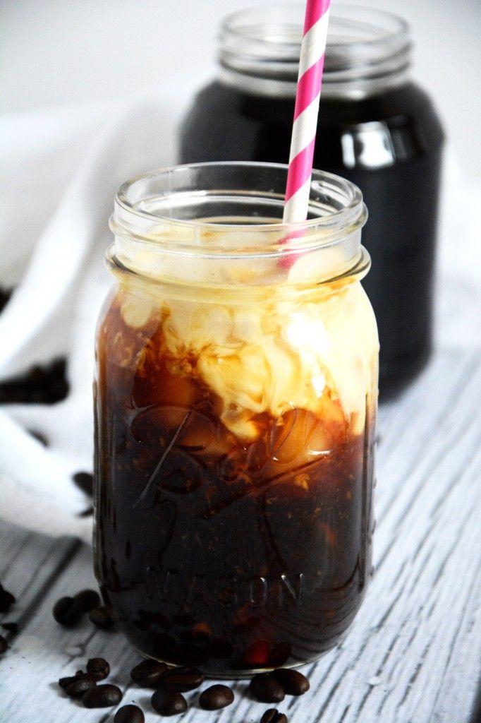 Perfect Homemade Iced Coffee - The Housewife in Training Files