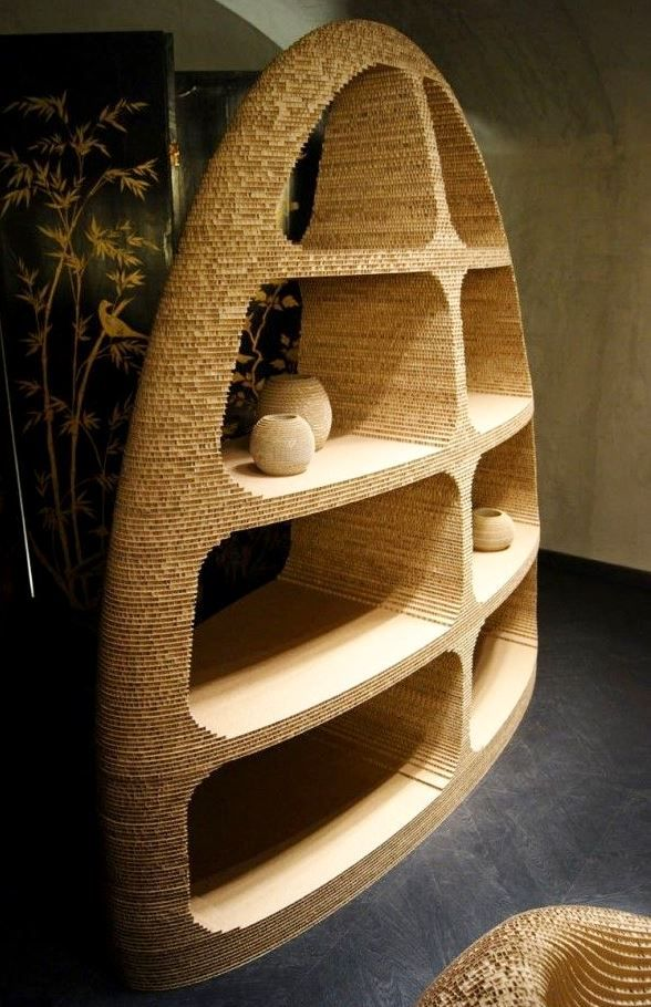 Cardboard Design by Giancarlo Zema