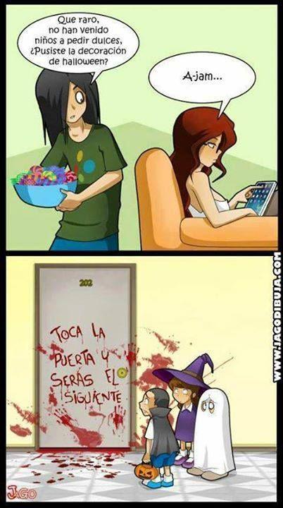 Spanish Halloween jokes #Halloween humor #Spanish jokes #Chistes Halloween