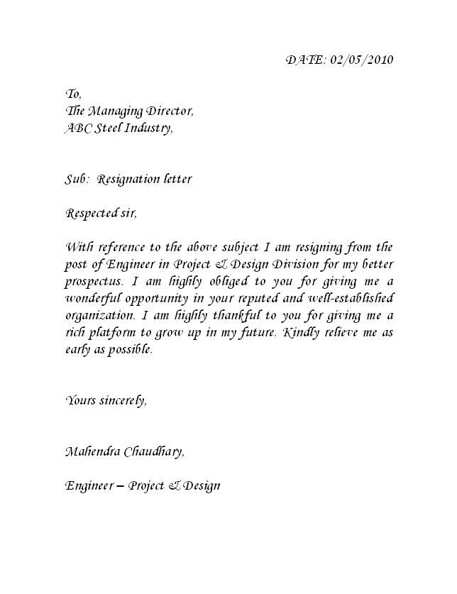 Mechanical engineer cover letter for cv An Example of an - references on resume format
