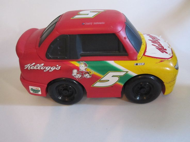 Terry Labonte #5 ERTL Kellogg's Corn Flakes Racing Car, 1980's Labonte Racing car,  Roll Todder #5 ERTL by VintageFiveStars on Etsy