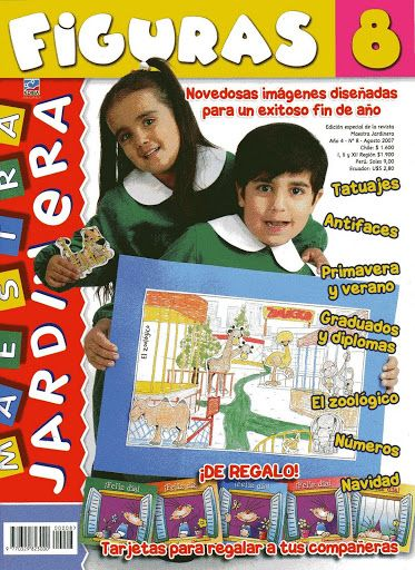 Revista Figuras Nº 8 Año 2007 - Srta Lalyta - Álbuns Web Picasa