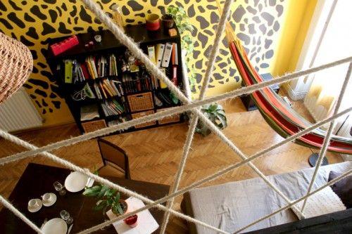 Aventura Boutique Hostel, Budapest, Hostels for design lovers