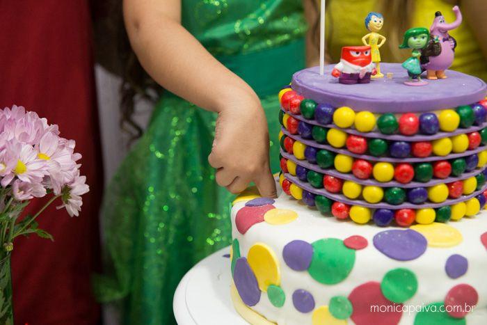Festa Divertidamente   6 anos da Hannya