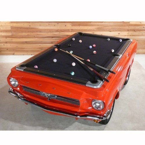 1965 Mustang Pool Table | Novelty ConceptNovelty Concept