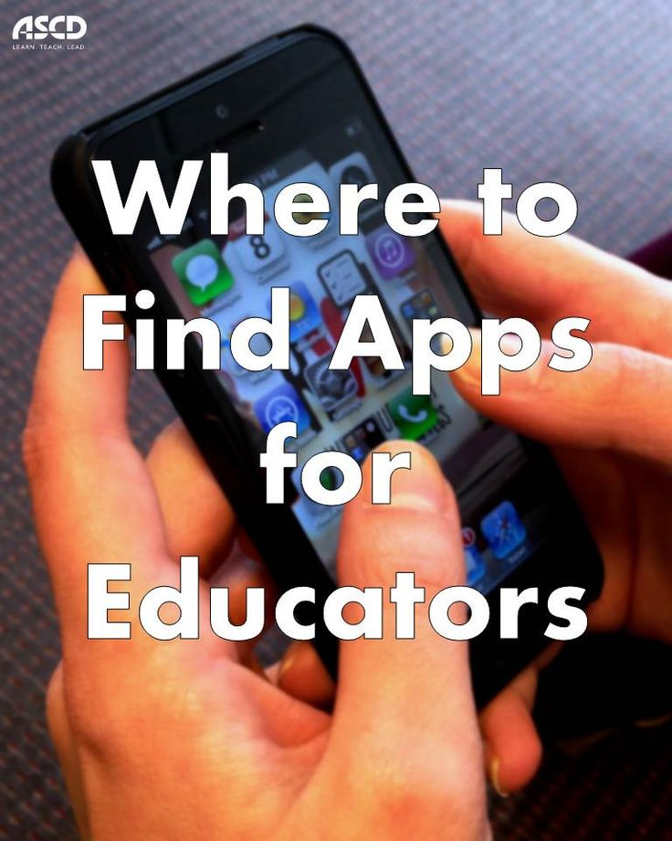 Got a new smartphone or tablet? Inservice has the scoop on where educators can find helpful apps.
