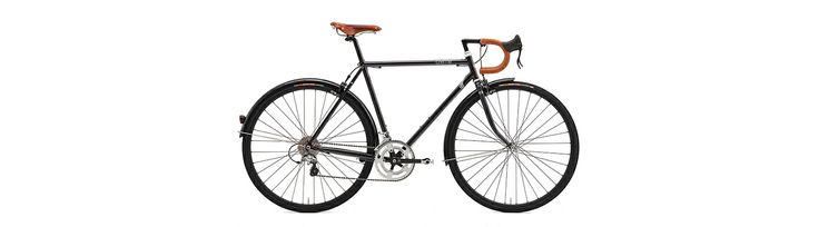 Creme Cycles 2013 - Lungo Black