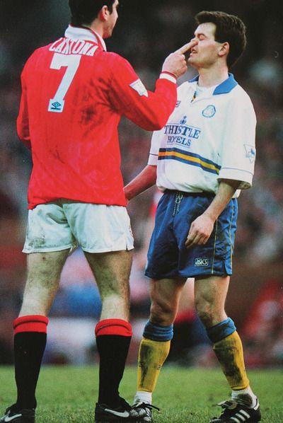 Eric Cantona MUFC.
