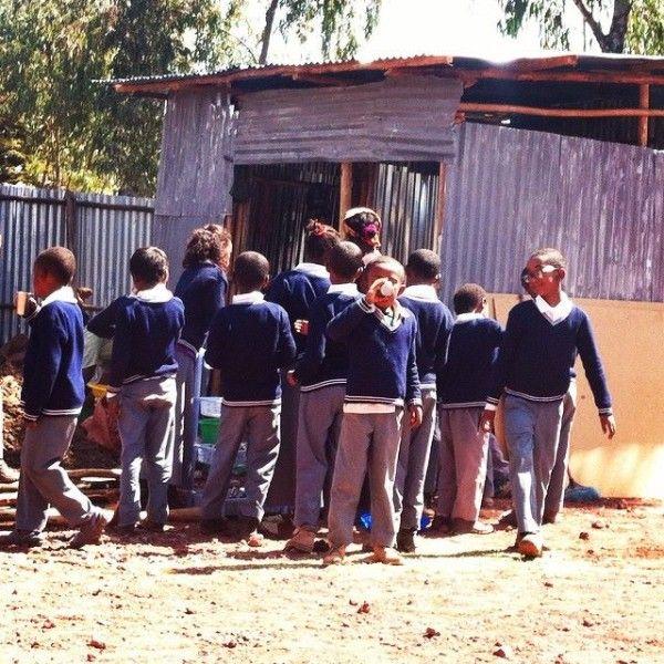 Ethiopia – Meeting the Kids