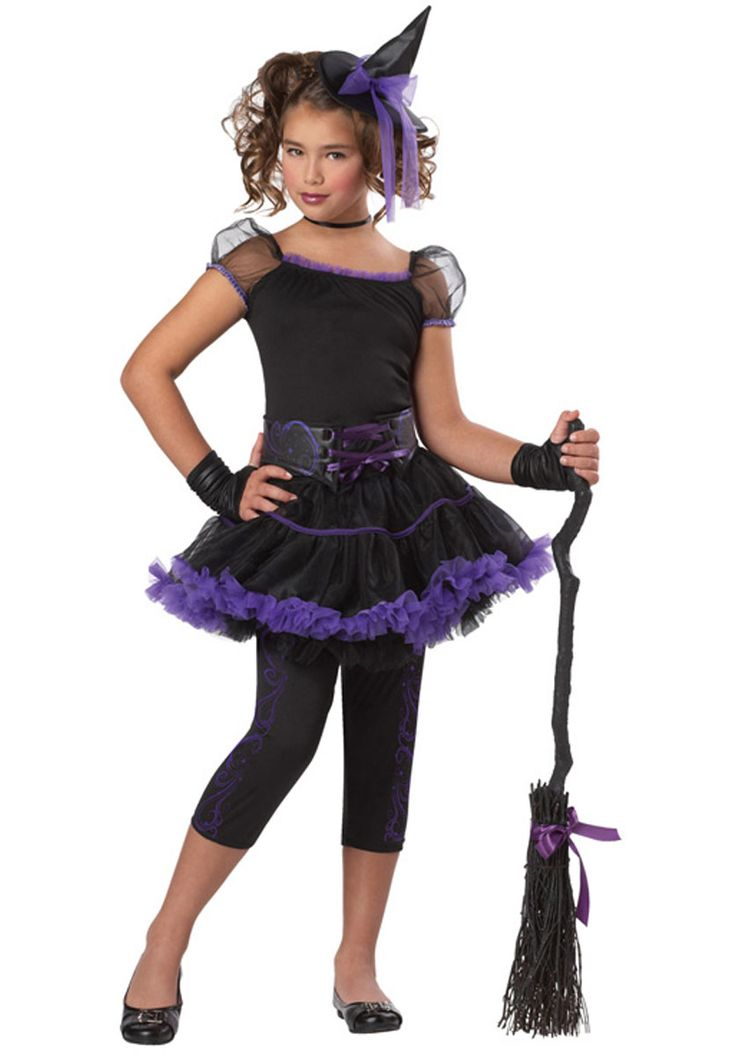 Best 25+ Witch costume child ideas on Pinterest | White witch ...