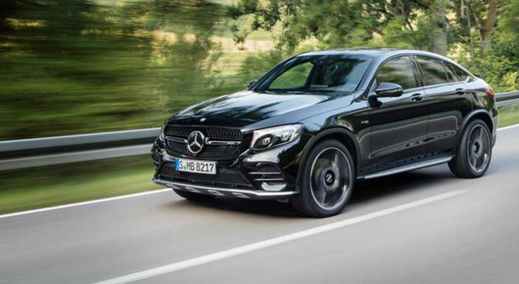 Mercedes Benz Glc300 4matic Coupe 2017 Dos Autos En Uno