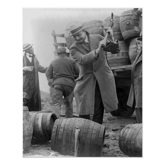 Customizable #1920S #20S #Alcohol #Beer #Black#White #Black#White#Photographs #Black#White#Photography #Bootleg #Bootlegger #Booze #Historical #Hooch #Keg #Man#Cave #Moonshine #Moonshiner #Old#Photos #Photo #Photograph #Photography #Prohibition #Retro #Still #Vintage #Whiskey #White#Lightning Destroying Kegs of Beer 1924. Vintage Photo Poster available WorldWide on http://bit.ly/2fJrbi7