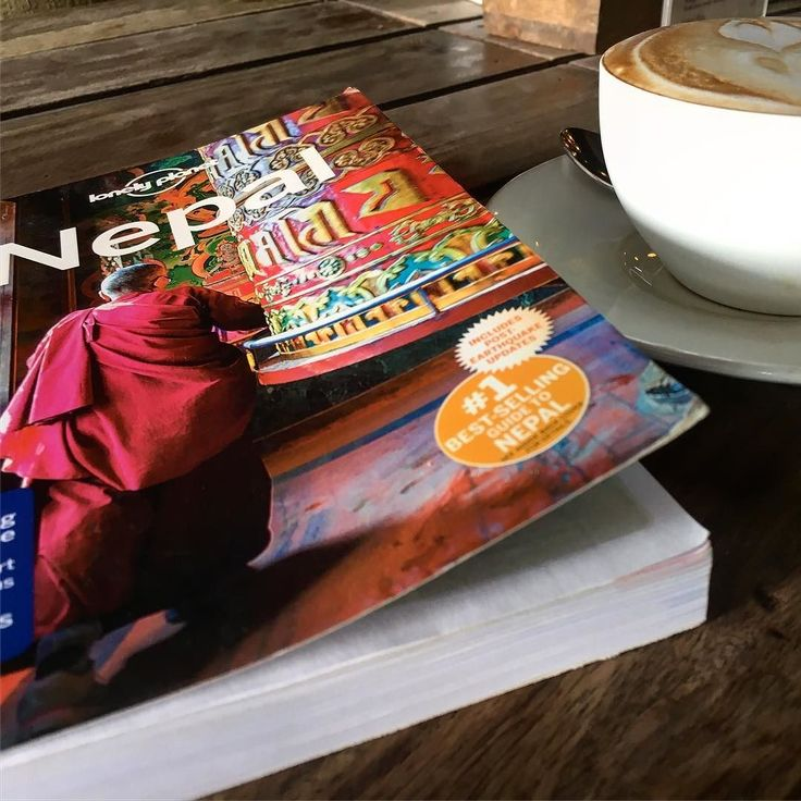 Drinking coffee #himalayanjava #nepal
