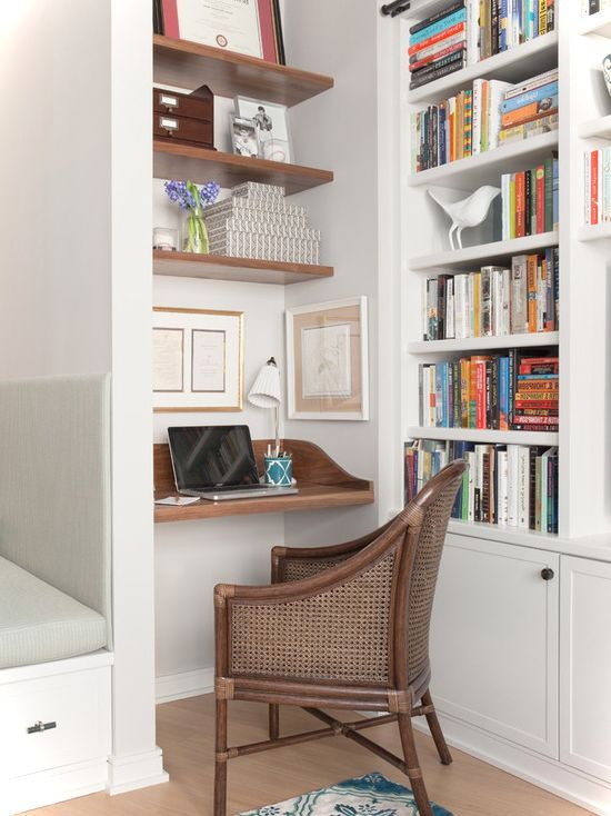 On Corner Small Home Office