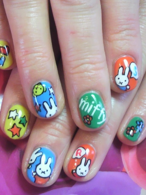 Another Miffy Nail